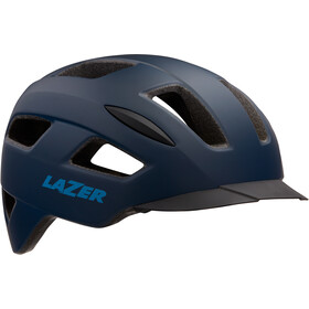 Lazer Lizard Casque, matte dark blue
